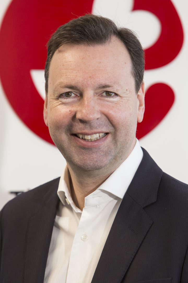 Keir Lynch- Chief Executive of ECL Board of Directors