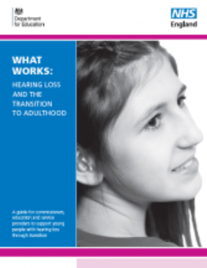 Hearing loss and transitions to adulthood