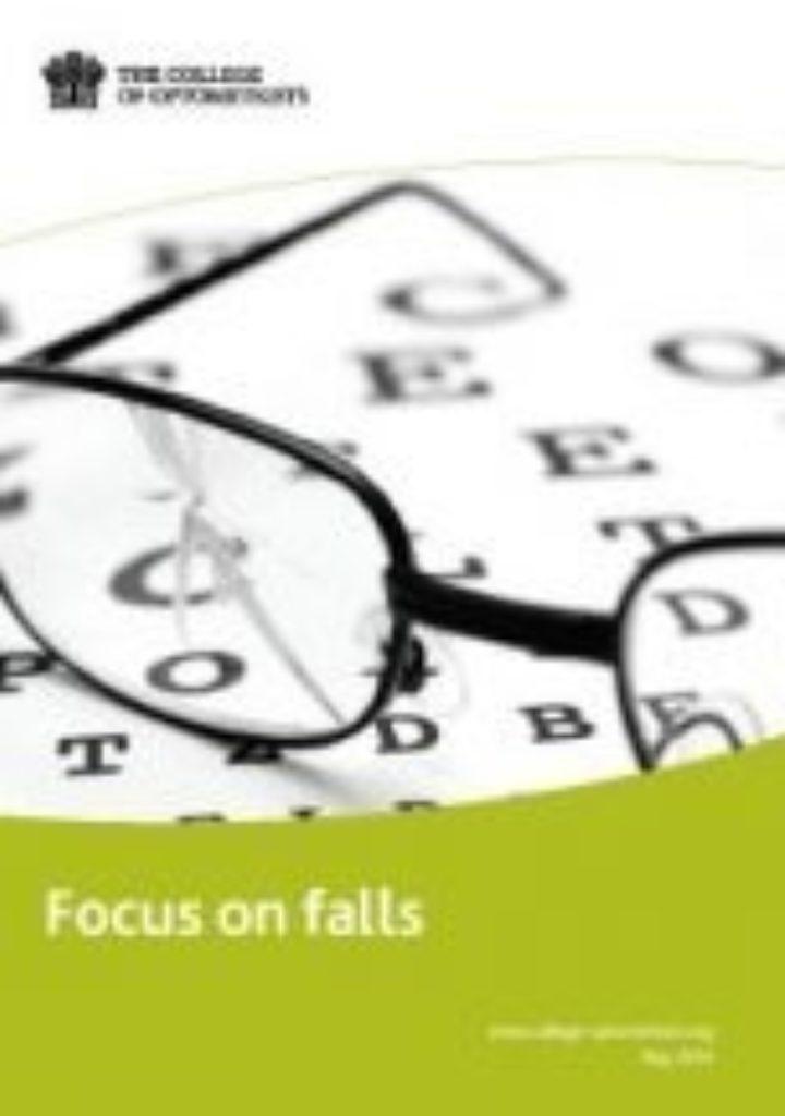 College of Optometrists: Focus on Falls