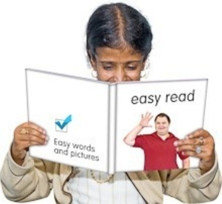Easy Read.