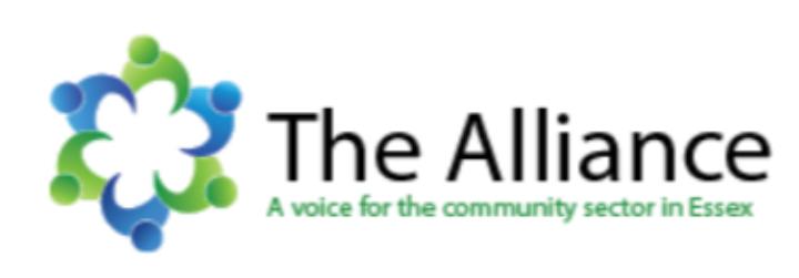 Essex Alliance logo.