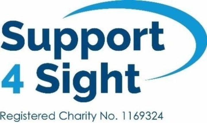 Support 4 Sight logo