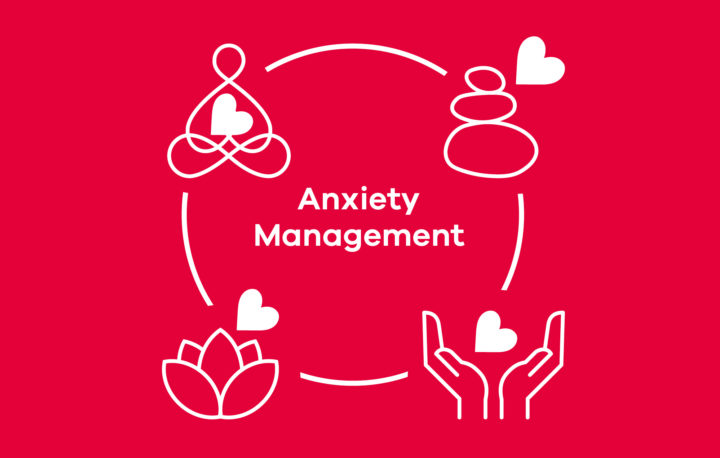 Ways to manage anxiety in adults with learning disabilities blog header image.