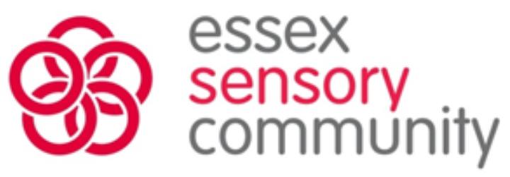 Essex Sensory Community logo