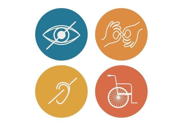Sensory Impairment- Symbols