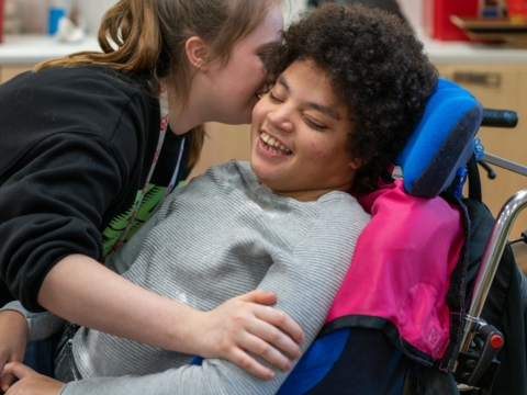 Profound and Multiple Learning Disability