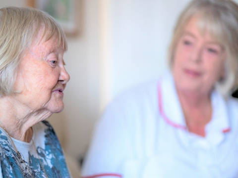Short-term care at home