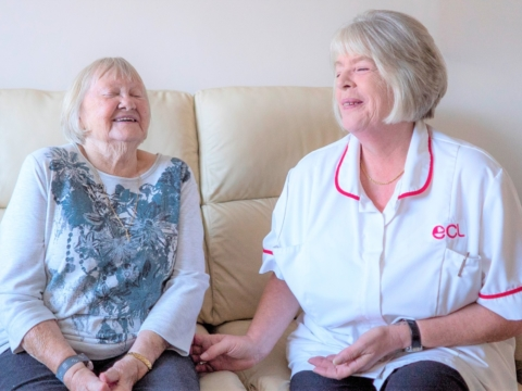 How can social care attract the right new recruits?