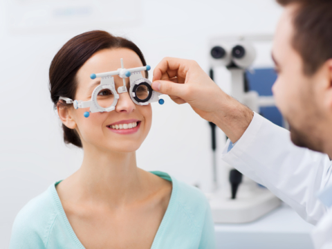 Looking after your eye health