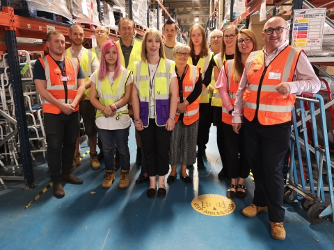 Essex Equipment Service awarded CECOPS accreditation