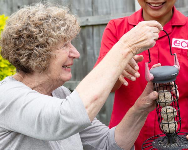 Older people support & respite